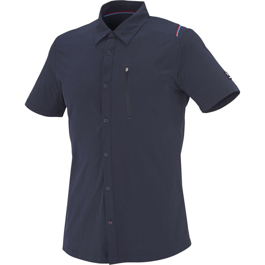 Millet Trilogy Shirt - Short-Sleeve - Mens