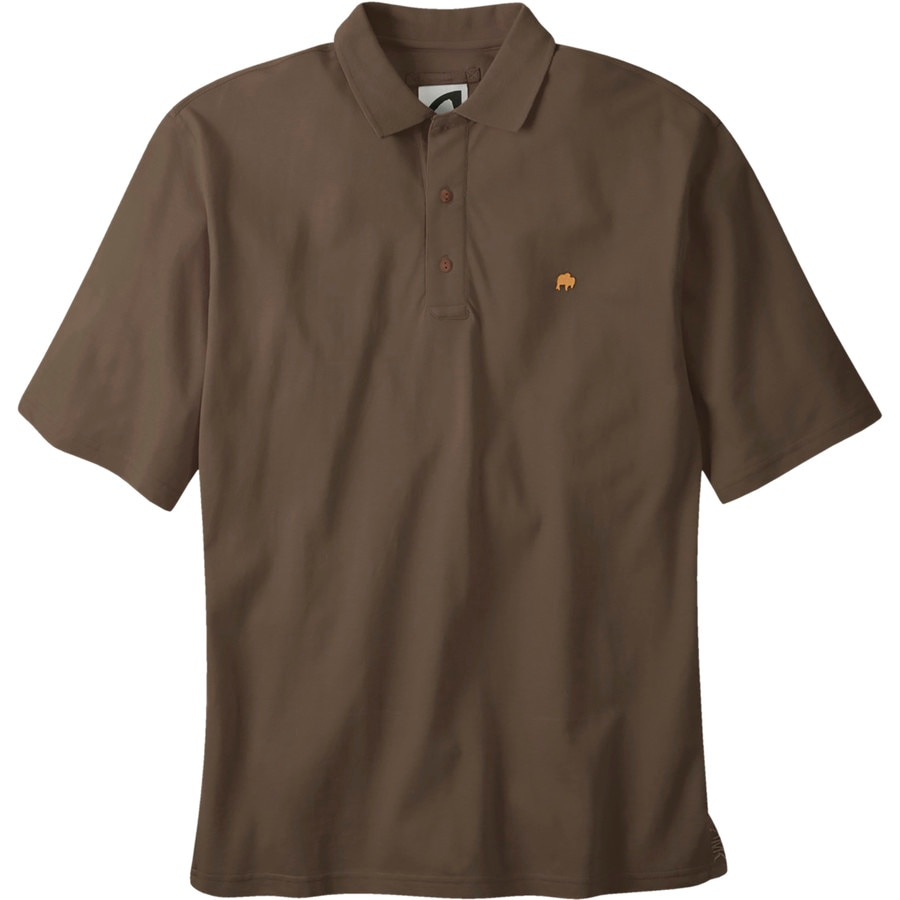 Mountain Khakis Bison Polo Shirt Men 39 S