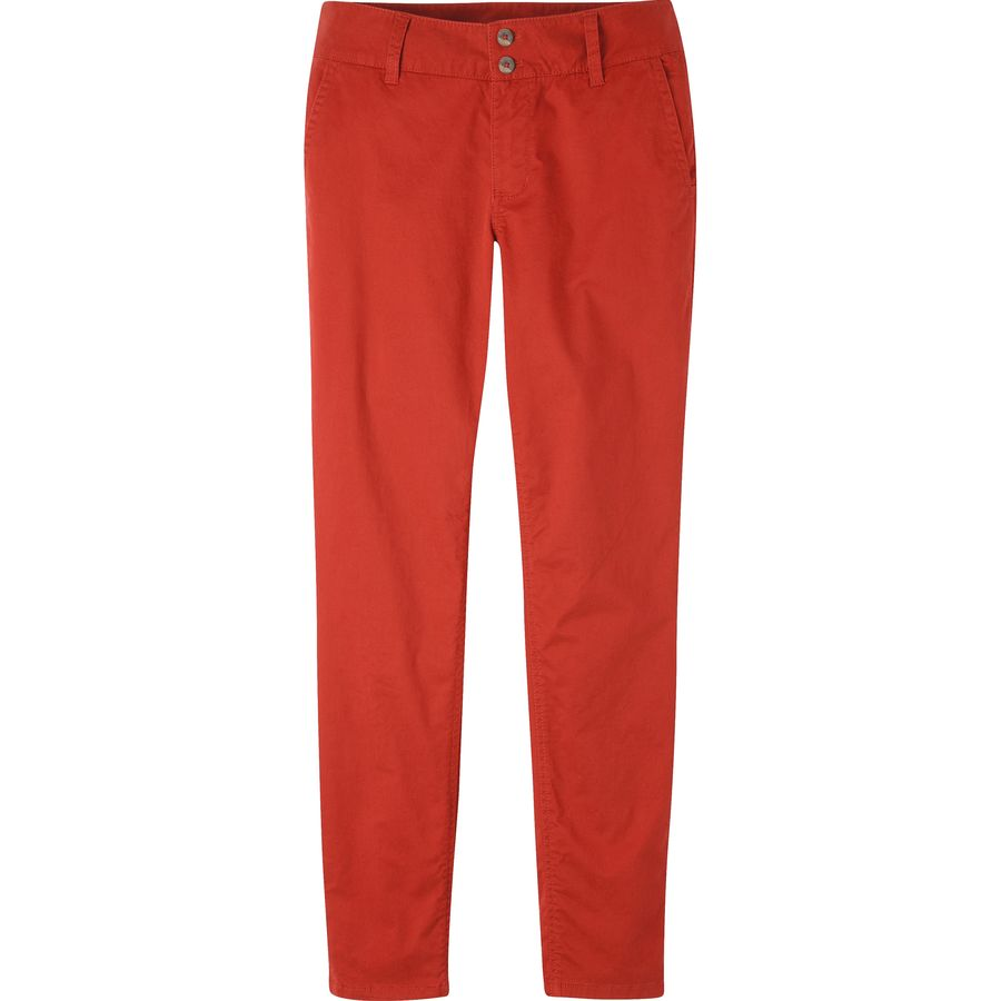 Simple Slim Fit, Low Rise With Skinny Legs Easygoing Style Ideal For The Office Or The Trail Soft, Enzymewashed Construction With Builtin Stretch Featuring An Easygoing Style, These Womens Sadie Skinny Chino Pants From Mountain Khakis Are