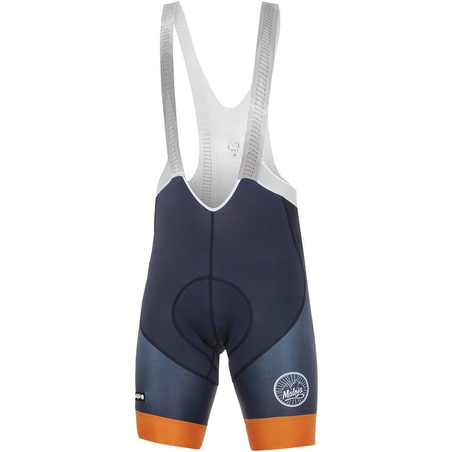 Maloja JohnsonM. Pants 1/2 Bib Shorts - Mens