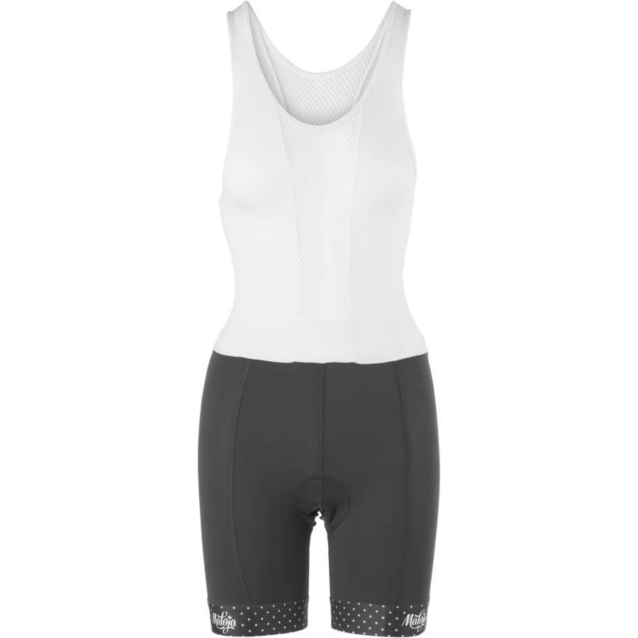 Maloja HollyM. Pants 1/2 Bib Short - Womens