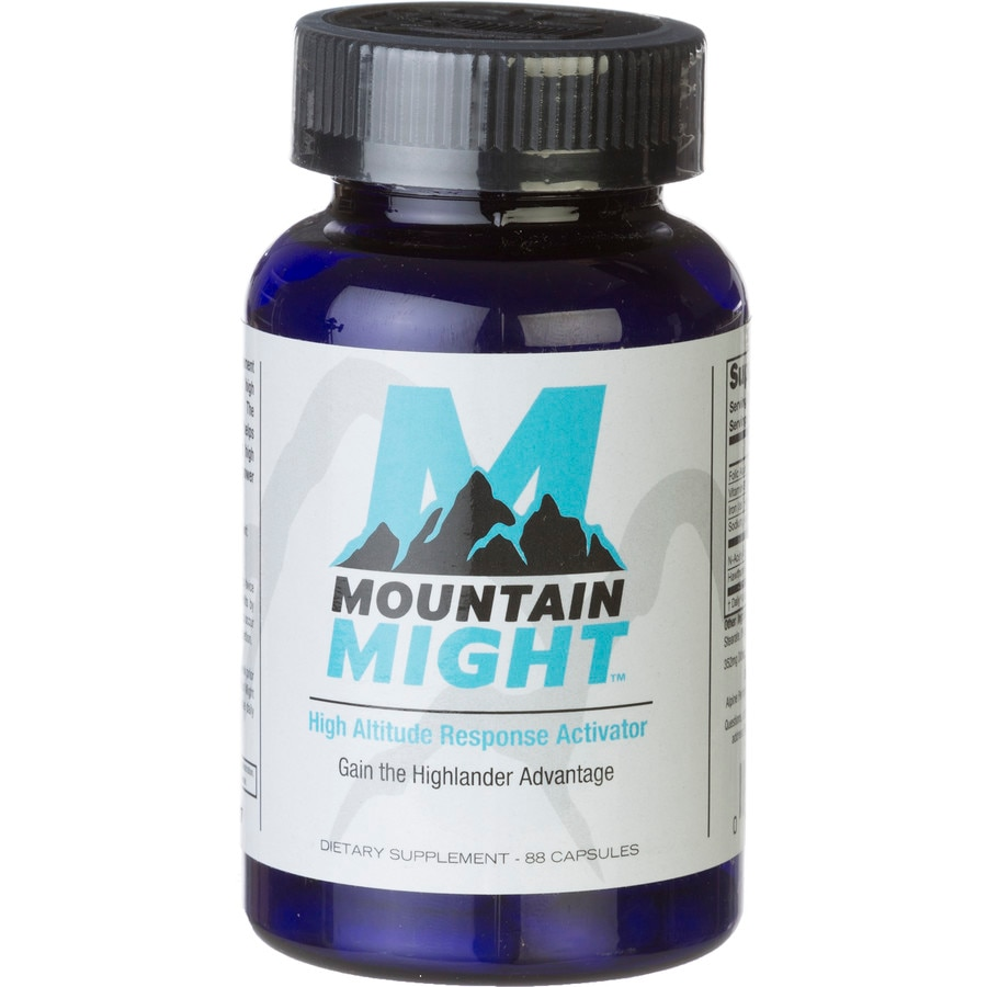 Mountain Might Sport Supplement