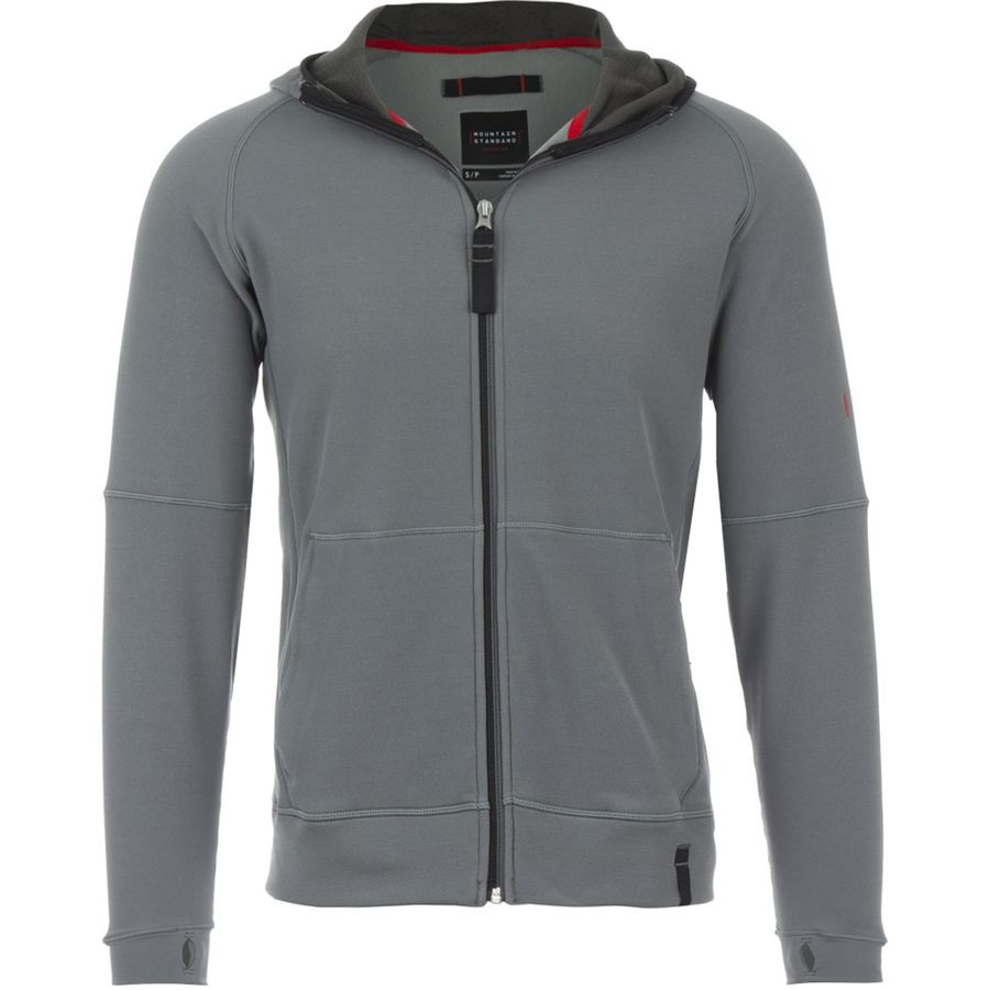 Mountain Standard Performance Full-Zip Hoodie - Mens