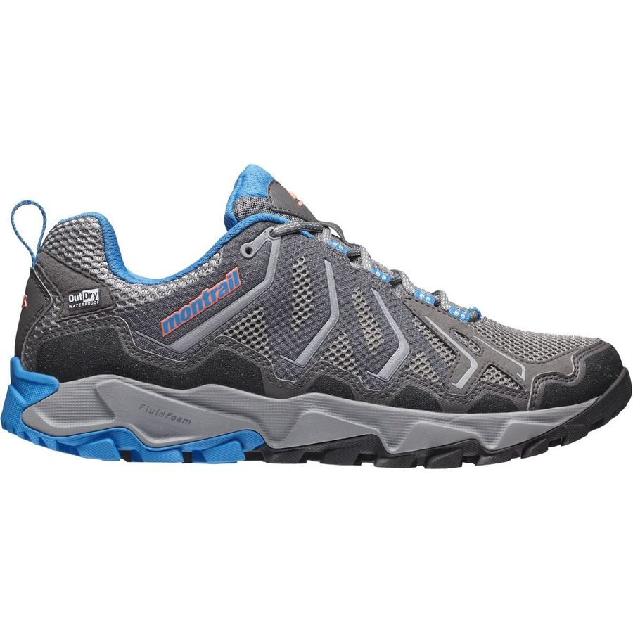 Montrail Trans Alps OutDry Trail Running Shoe - Womens