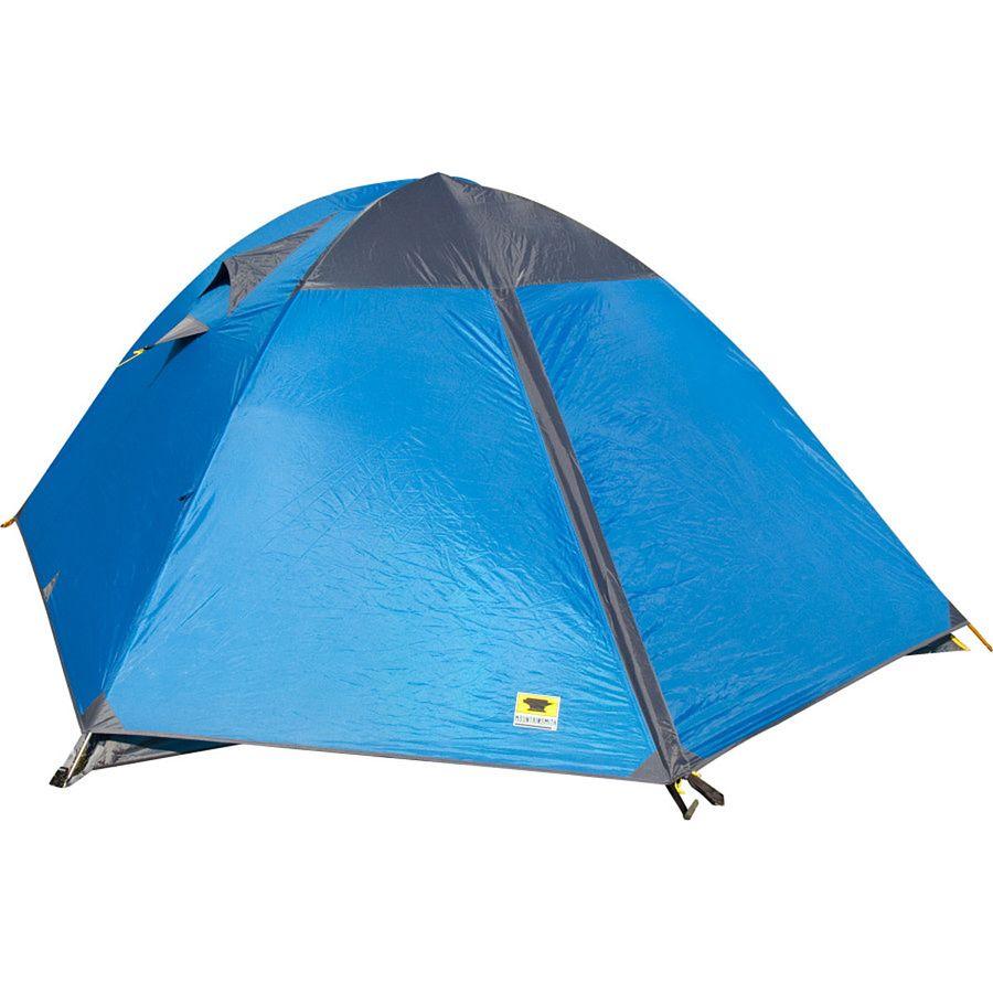 Mountainsmith Morrison 3 Tent w/Footprint: 3-Person 3-Season