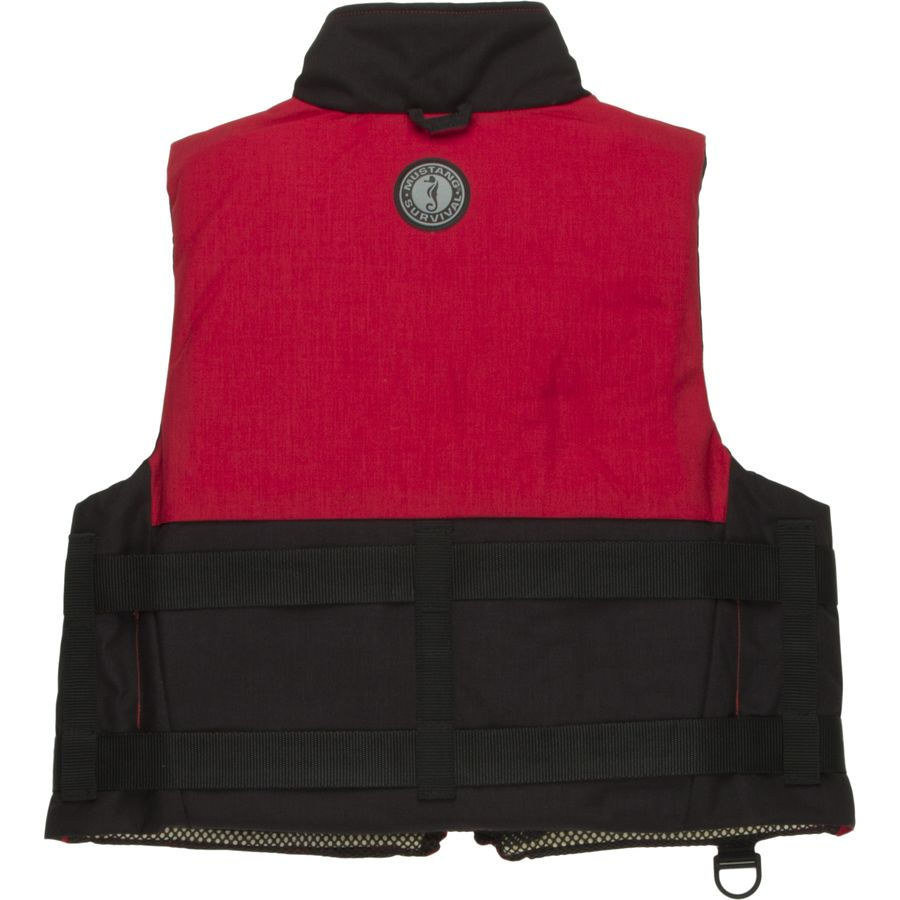 Mustang survival accel100 fishing vest for Toddler fishing vest