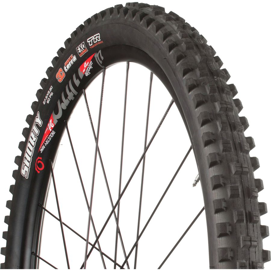 Maxxis Shorty EXO TR Tire - 27.5in