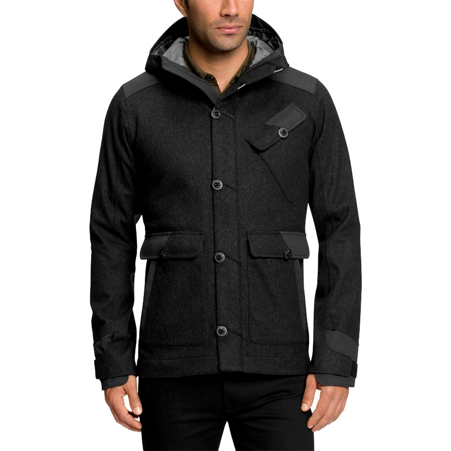 Find great deals on eBay for mens wool hooded jacket. Shop with confidence.