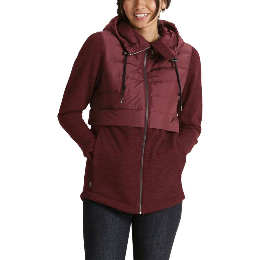 NAU Randygoat Hooded Down Jacket - Womens