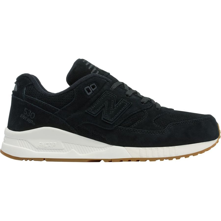 New Balance 530 Lux Suede Shoe - Mens