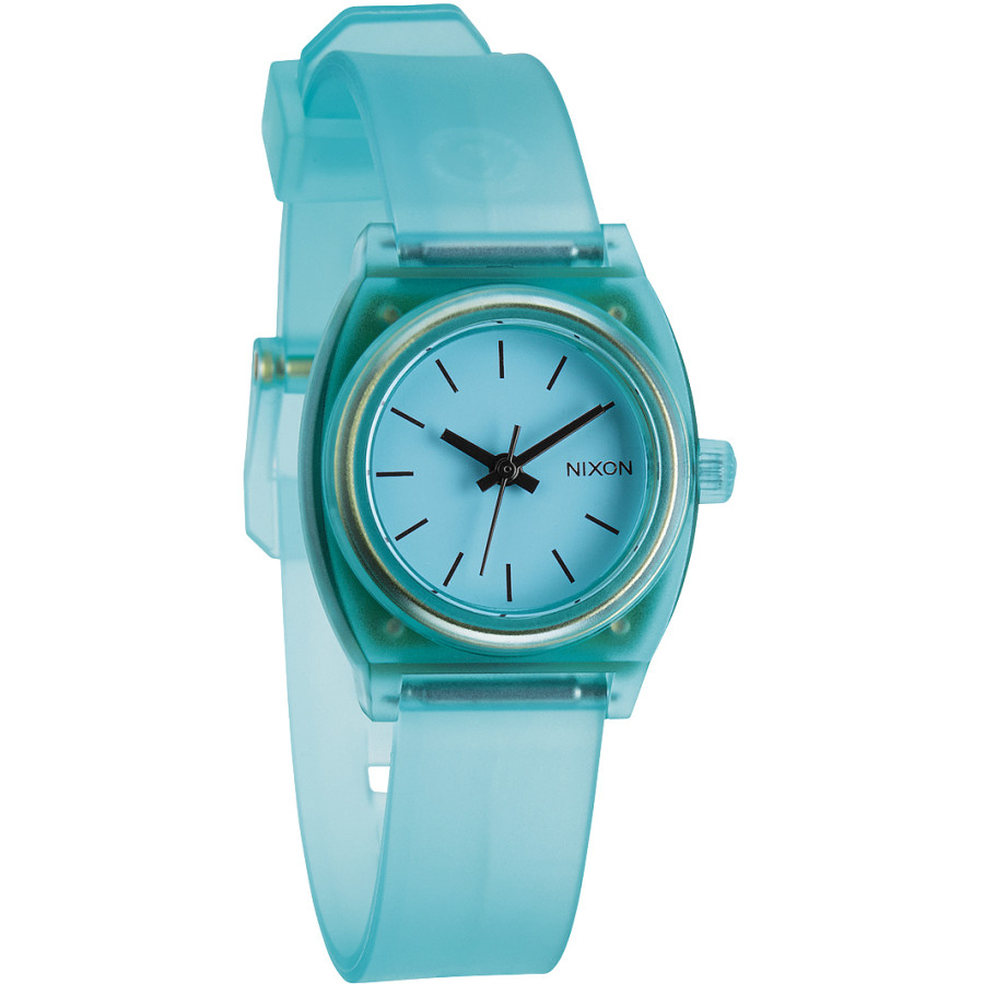 Nixon Small Time Teller P Watch - Women's