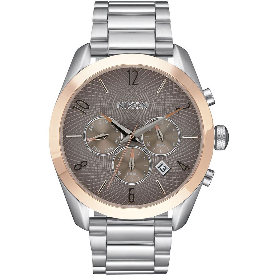 Nixon Bullet Chrono Watch Mineral Collection - Women's