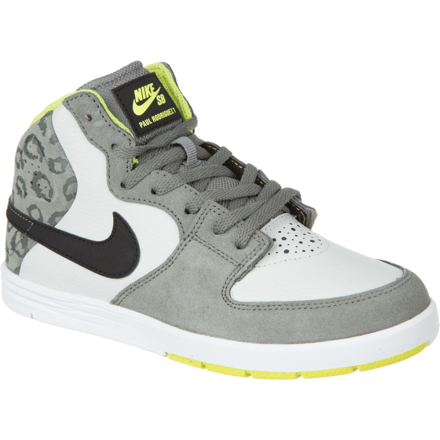 Nike Paul Rodriguez 7 HI Skate Shoe - Kids' | Backcountry.com