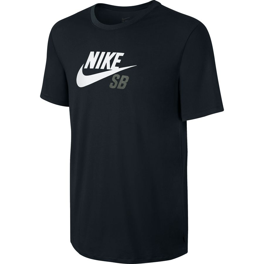 Nike SB Dri-Fit Icon Logo T-Shirt - Mens
