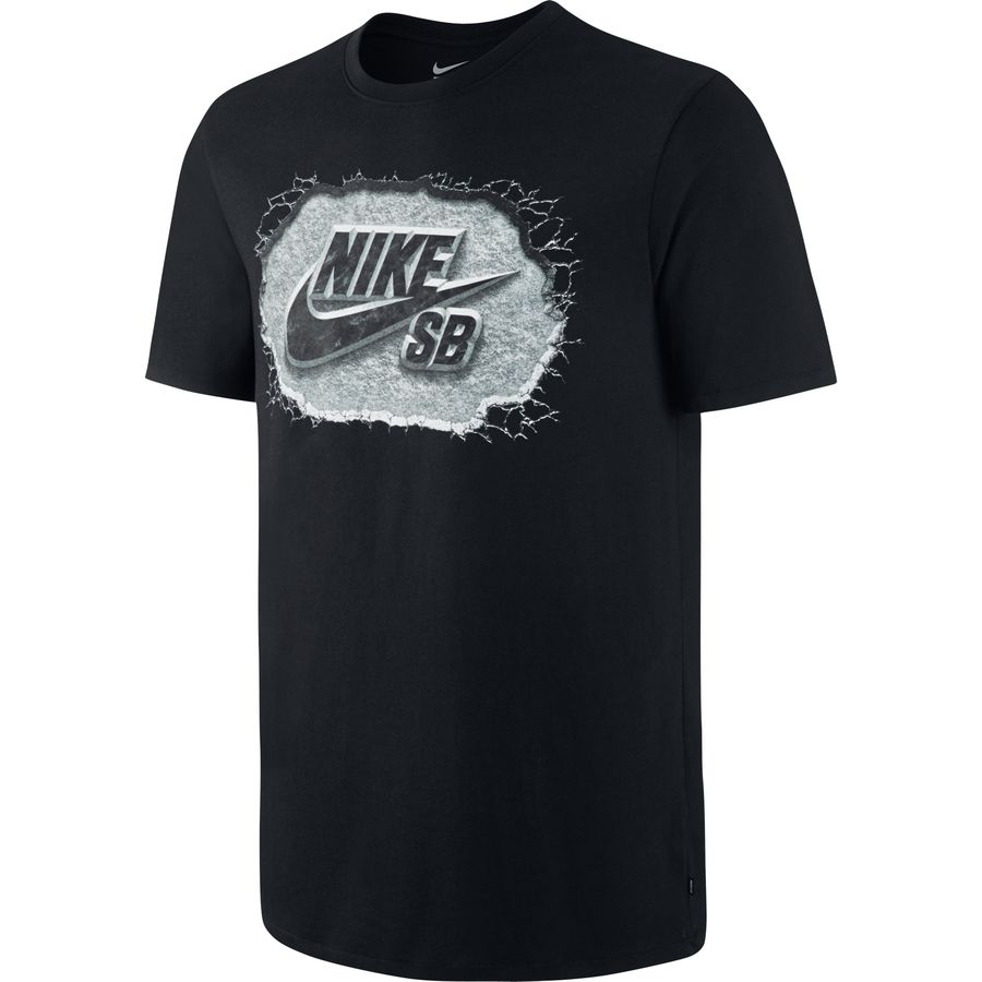 Nike SB Dri-Fit Marble Icon T-Shirt - Short-Sleeve - Mens