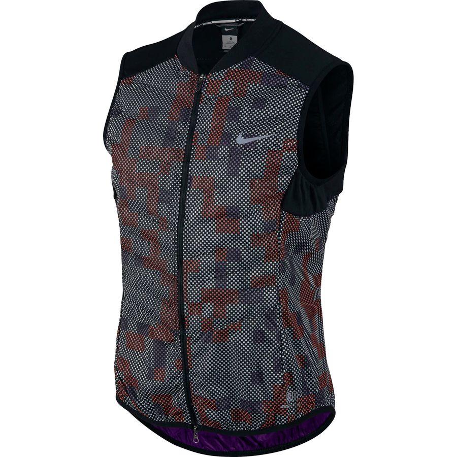 Nike aeroloft flash vest women 39 s for Women s fishing vest