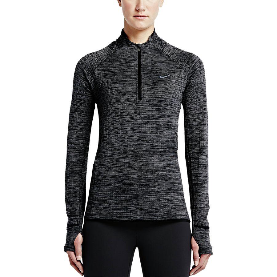 Nike Element Sphere 1 2 Zip Shirt Women 39 S