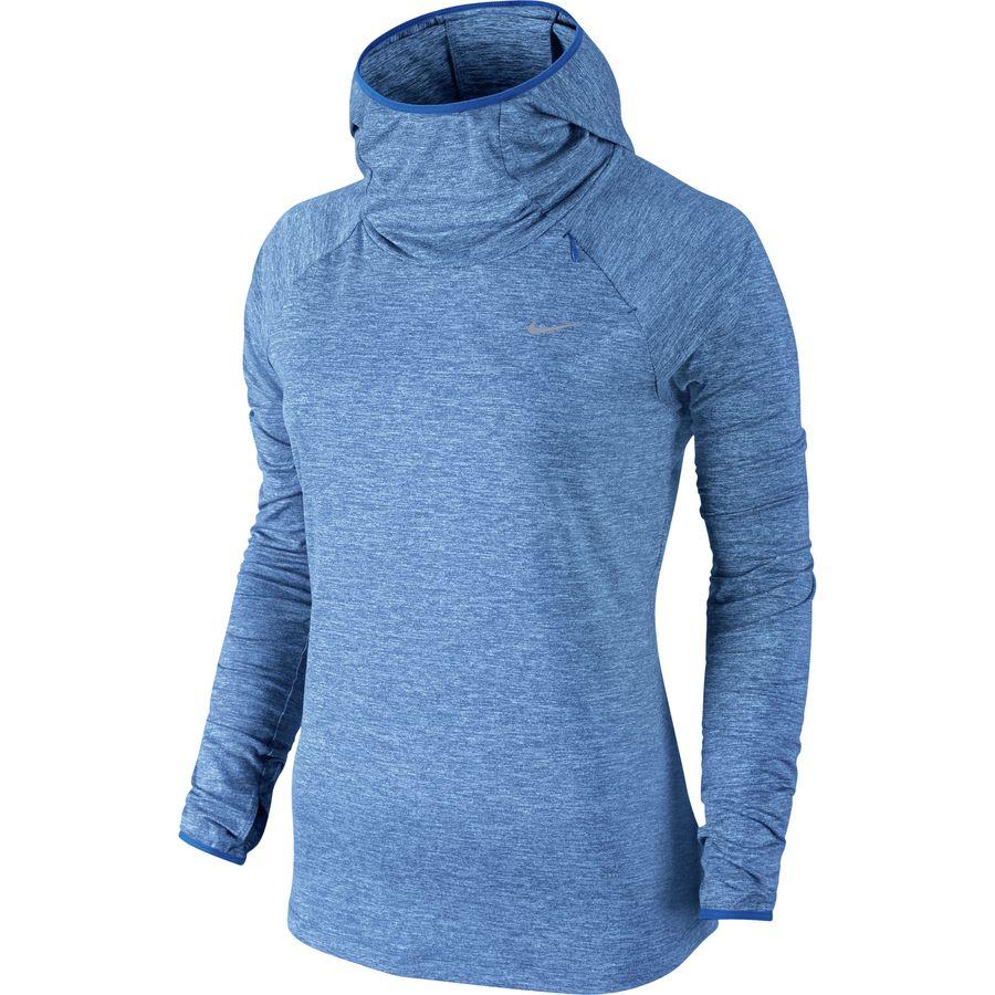 nike element hooded shirt long sleeve women 39 s