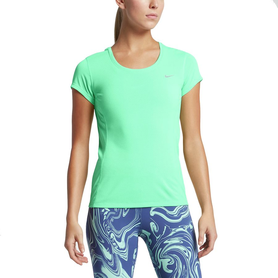 Nike dri fit contour shirt women 39 s for Dri fit dress shirts