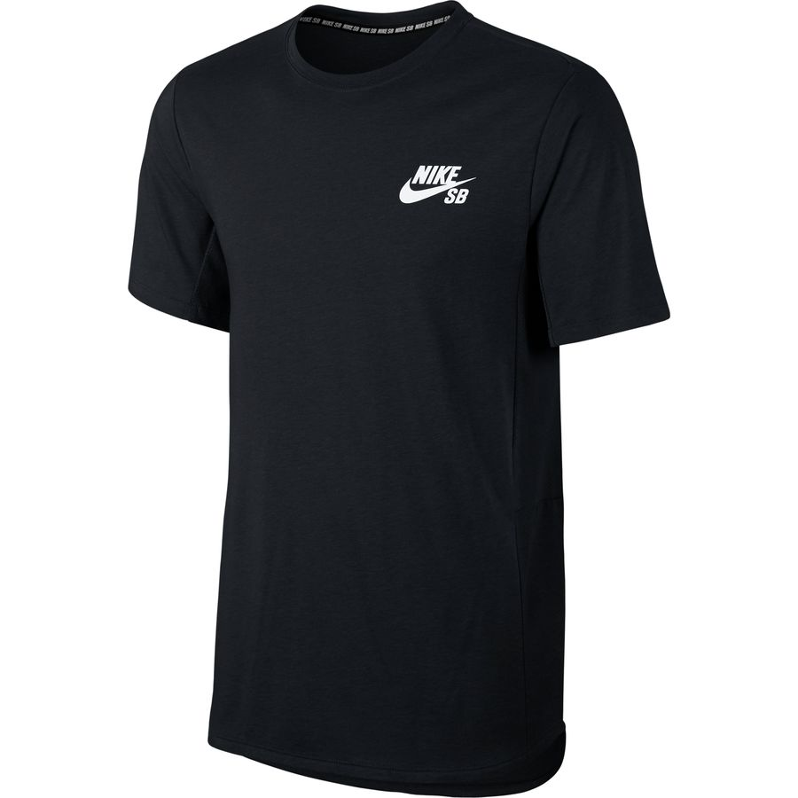 nike sb skyline dri fit cool t shirt men 39 s. Black Bedroom Furniture Sets. Home Design Ideas