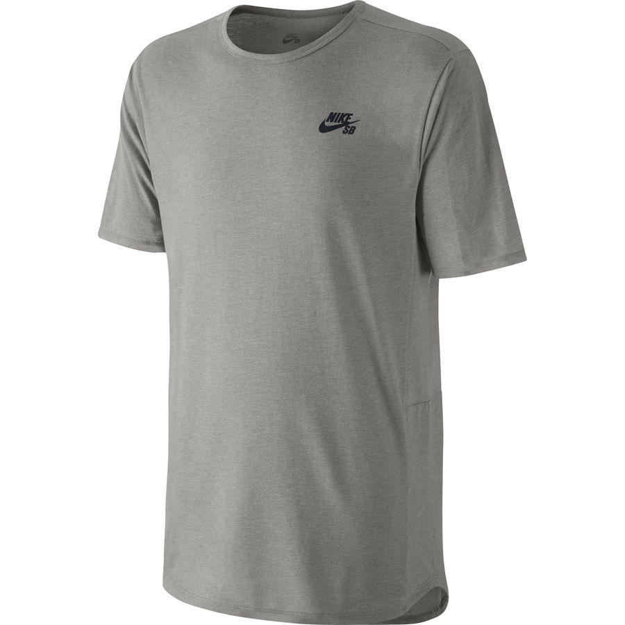 Nike SB Skyline Dri-FIT Cool Graphic Crew - Short-Sleeve - Mens