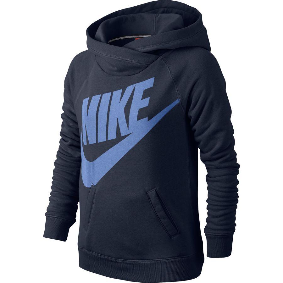 Nike Rally Funnel Neck Sweatshirt - Girls