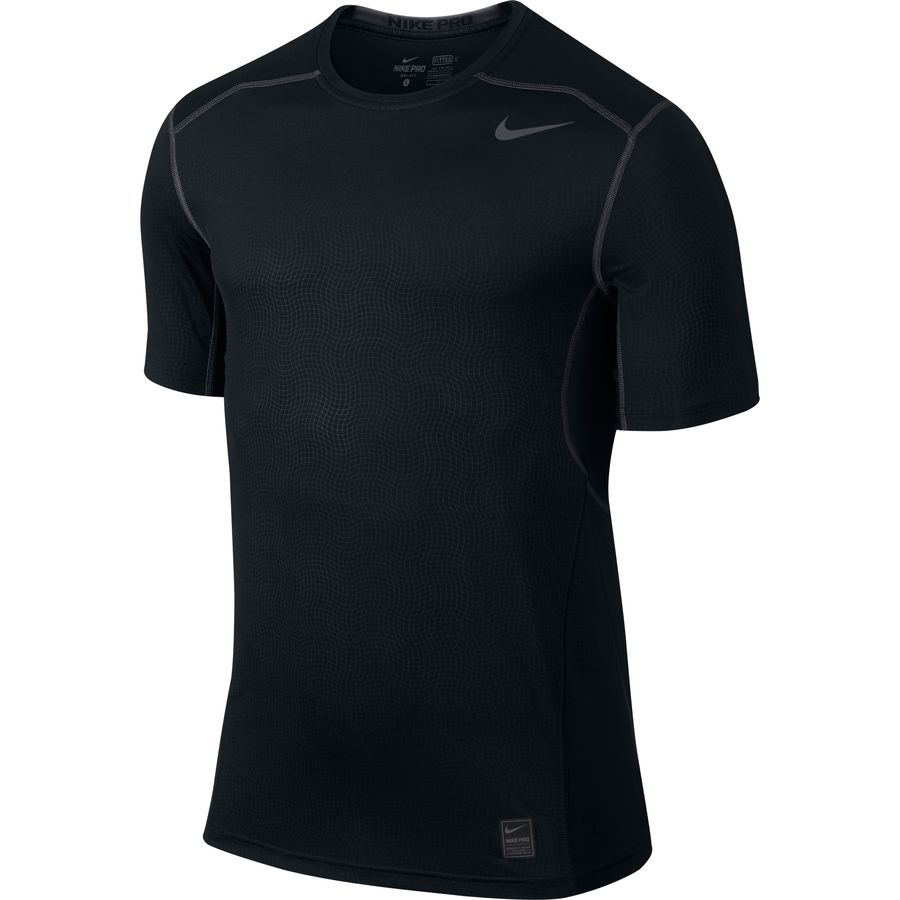 Nike Hypercool Fitted Shirt - Short-Sleeve - Mens