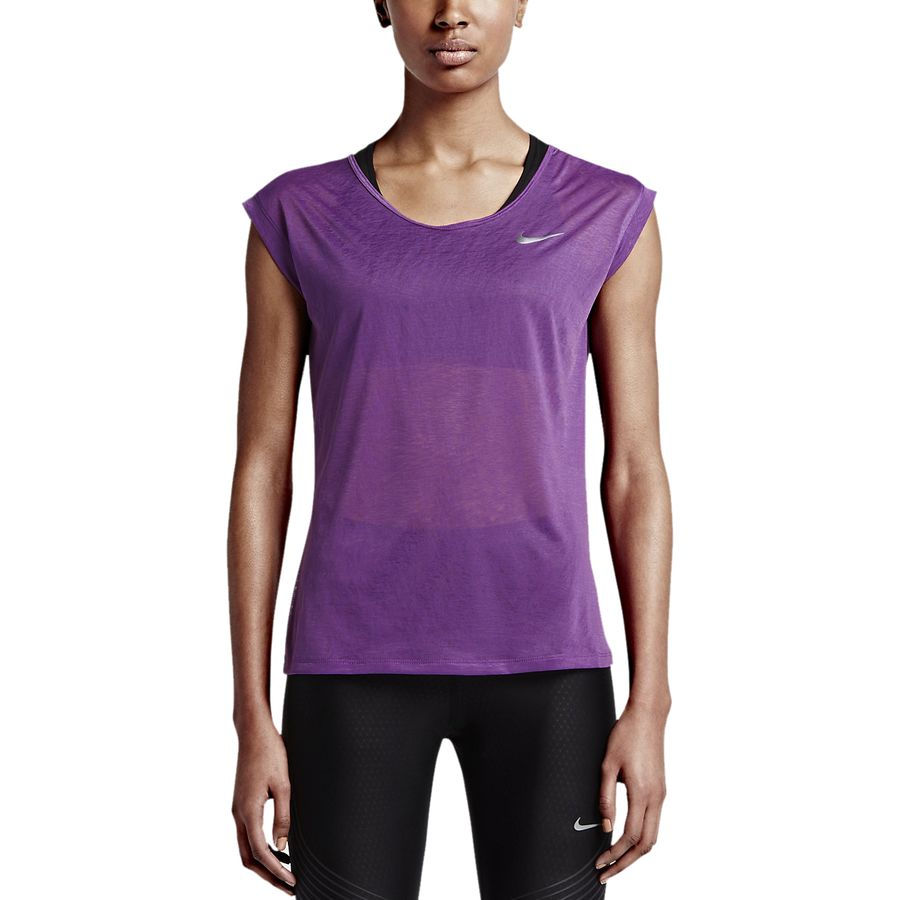 Nike Dri-FIT Cool Breeze Shirt - Short-Sleeve - Womens