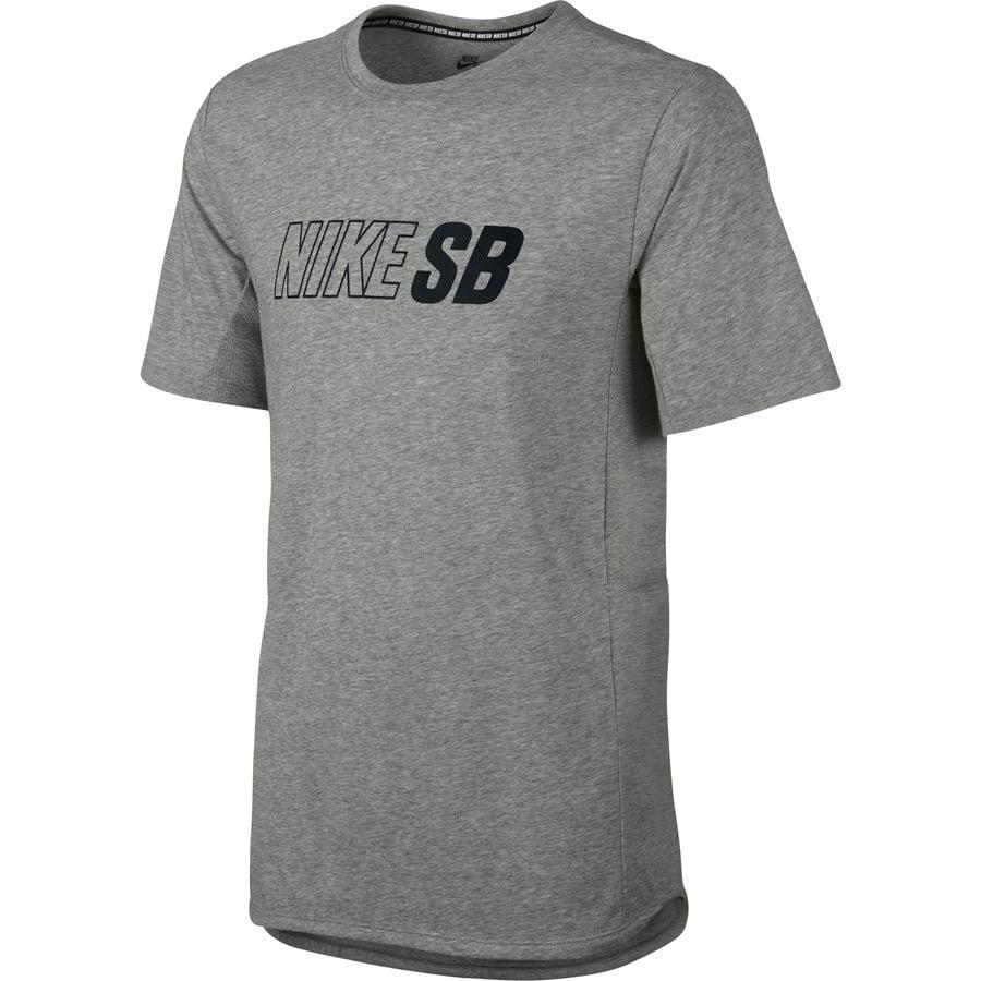 Nike Skyline Dri-Fit Cool GFX Short Sleeve T-Shirt  - Mens