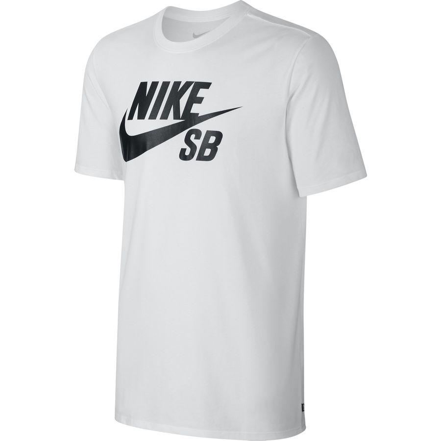 Nike Crew Logo T-Shirt - Short Sleeve - Mens