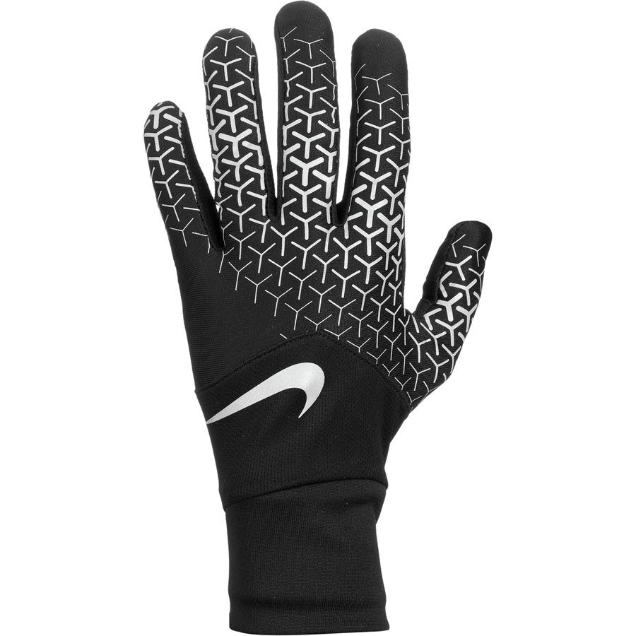 Nike Velcro Gloves: Nike Printed Dri Fit Tempo 360 Run Glove