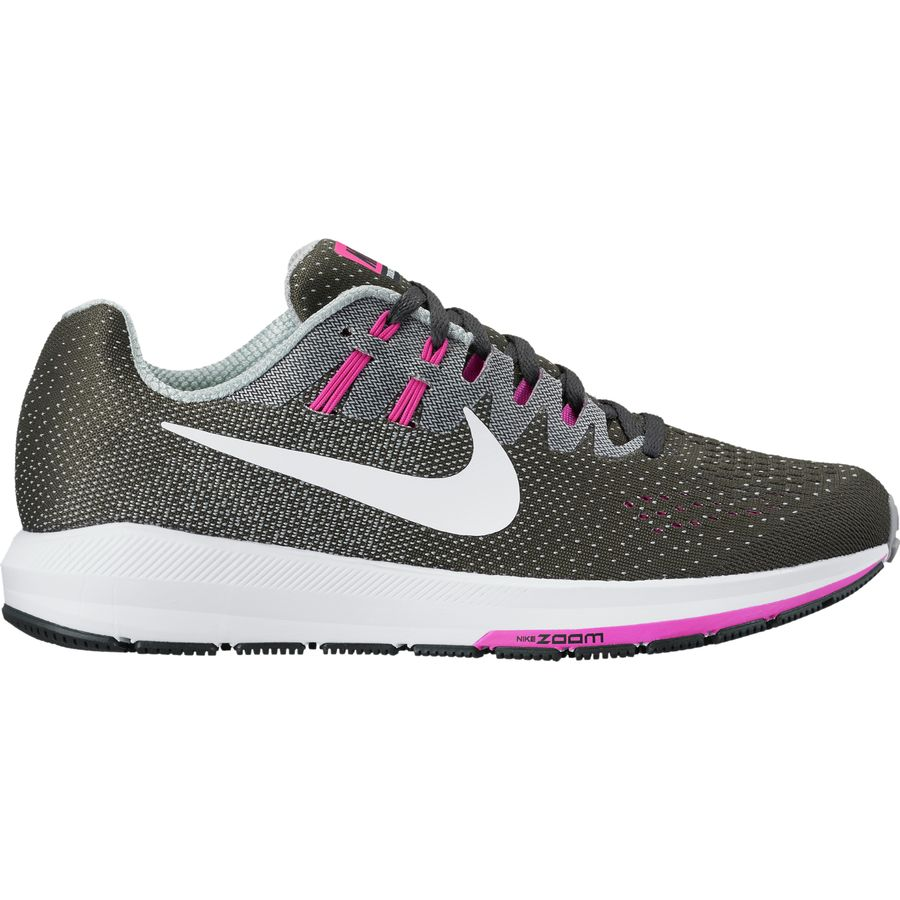 nike air zoom structure 20 running shoe wide s