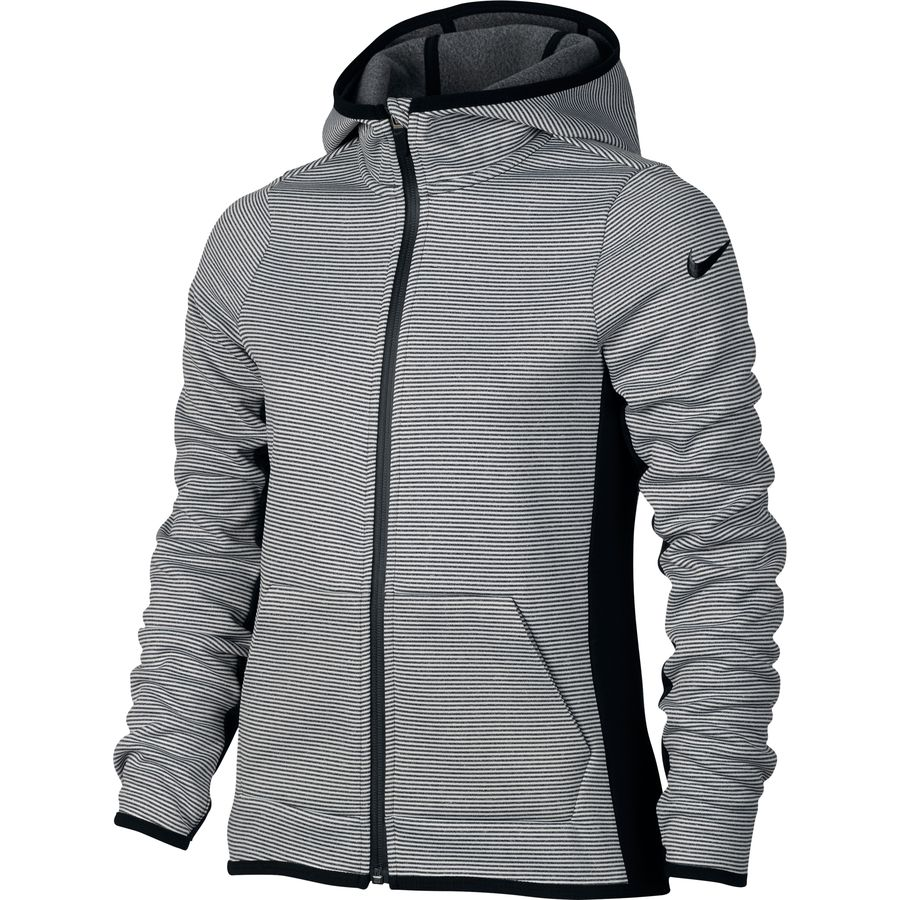 Nike Therma Training Full-Zip Hoodie - Girls