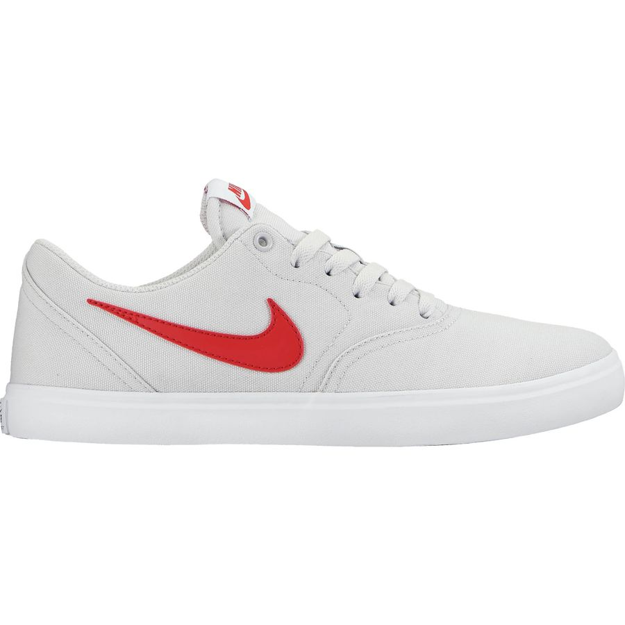 Nike Men S Nike Sb Check Solar Canvas Skate Shoe