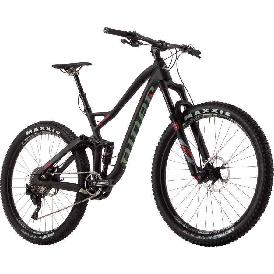 Niner Jet 9 RDO 27.5+ 3-Star XT Complete Mountain Bike - 2017