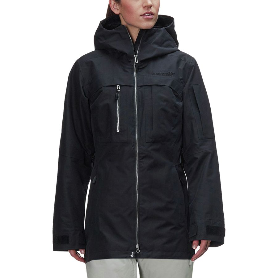 norr na roldal gore tex insulated jacket women 39 s. Black Bedroom Furniture Sets. Home Design Ideas