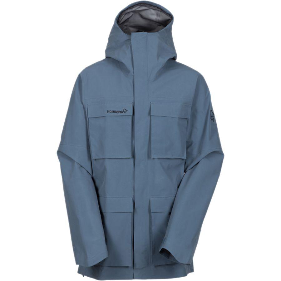 Norrøna Svalbard Gore-Tex Jacket - Mens