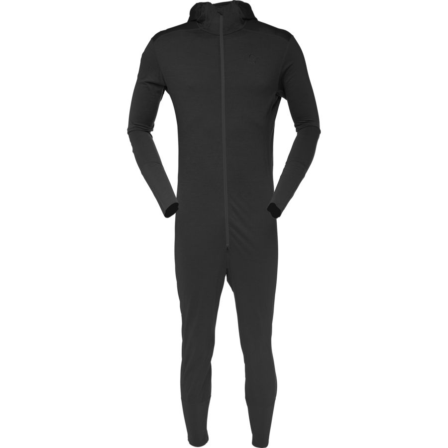 Norrona Wool One-Piece Long Underwear