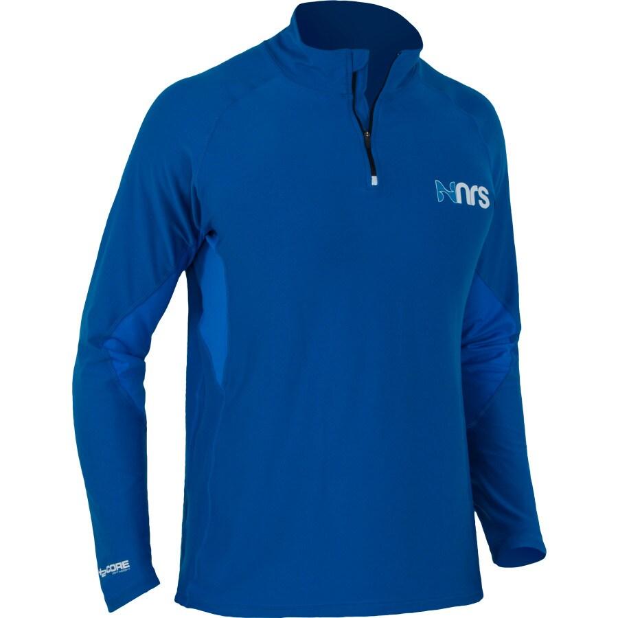 Nrs H2core Lightweight Quarter Zip Shirt Long Sleeve