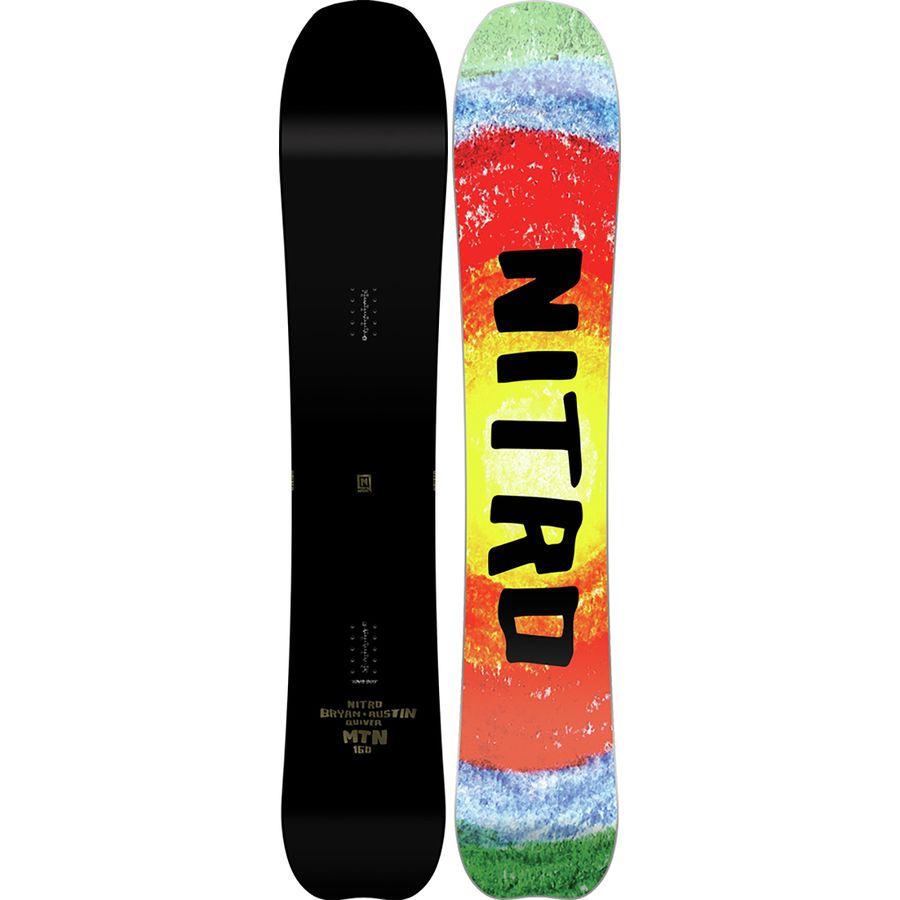 Nitro Quiver Mountain Snowboard