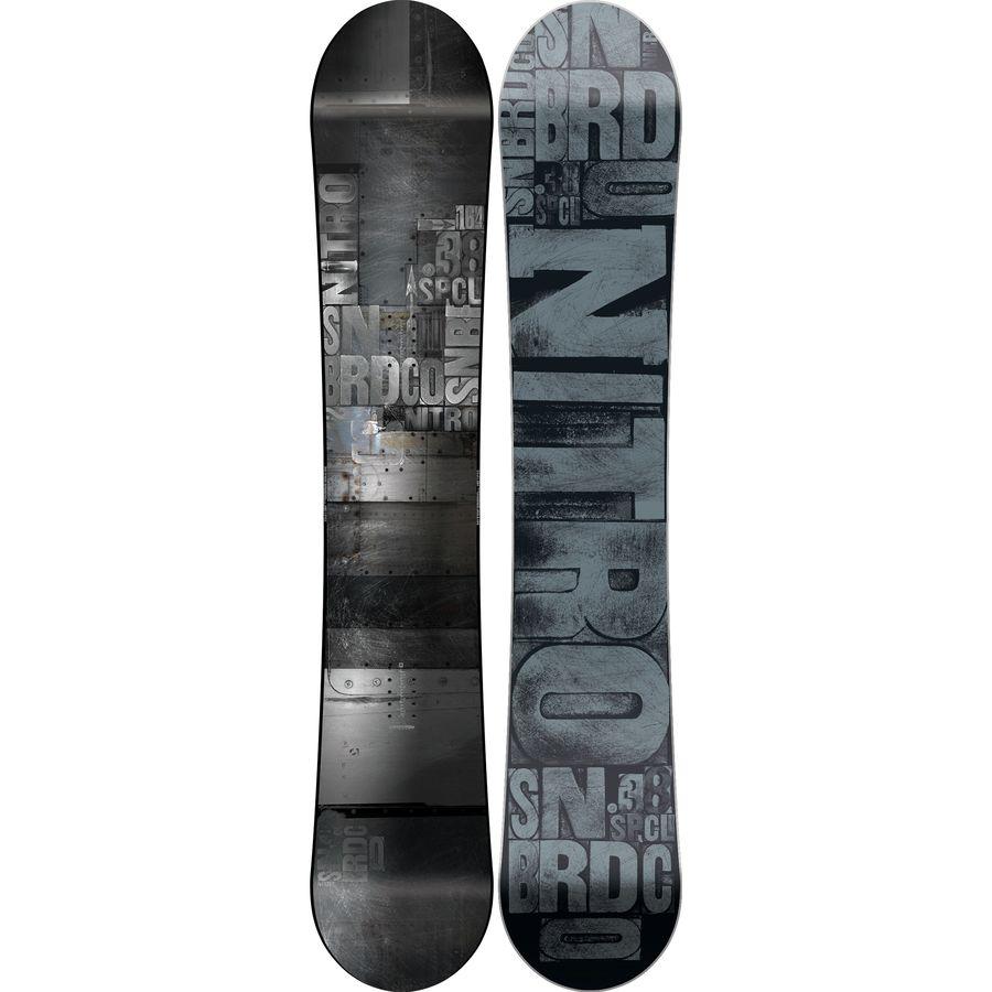 Nitro .38 Special Snowboard