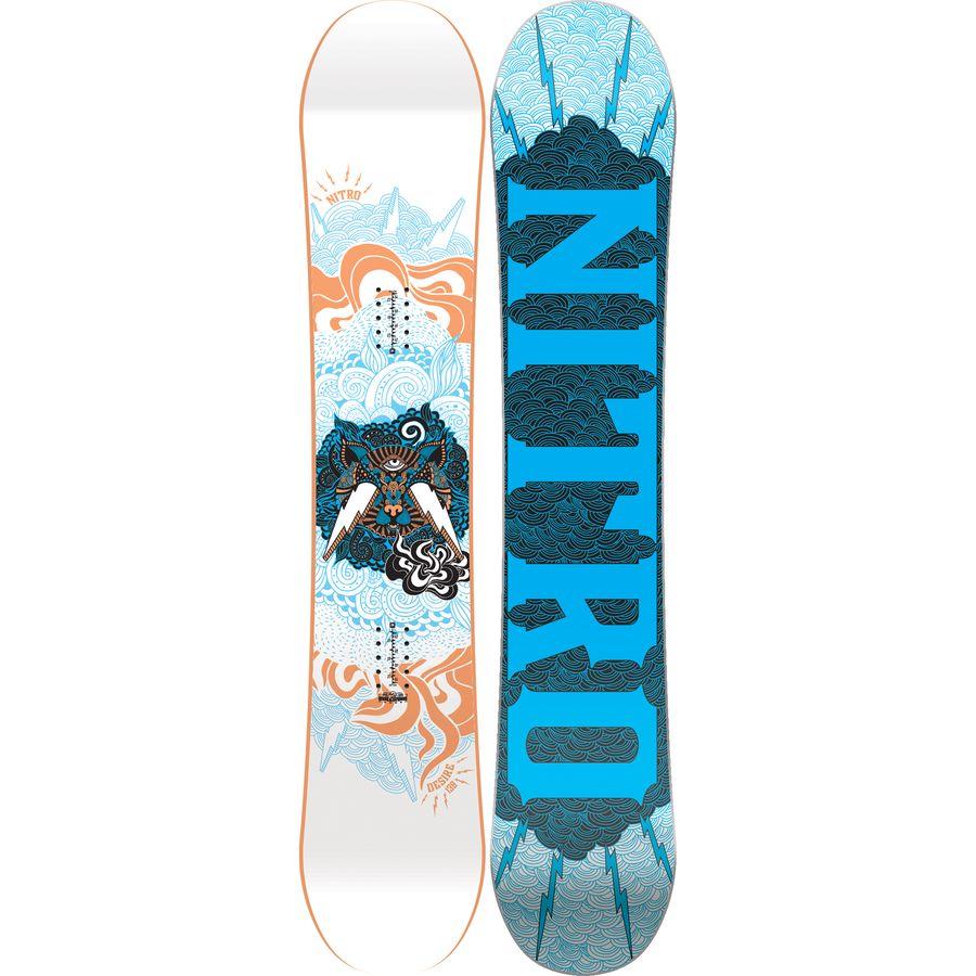 Nitro Desire Snowboard - Girls'