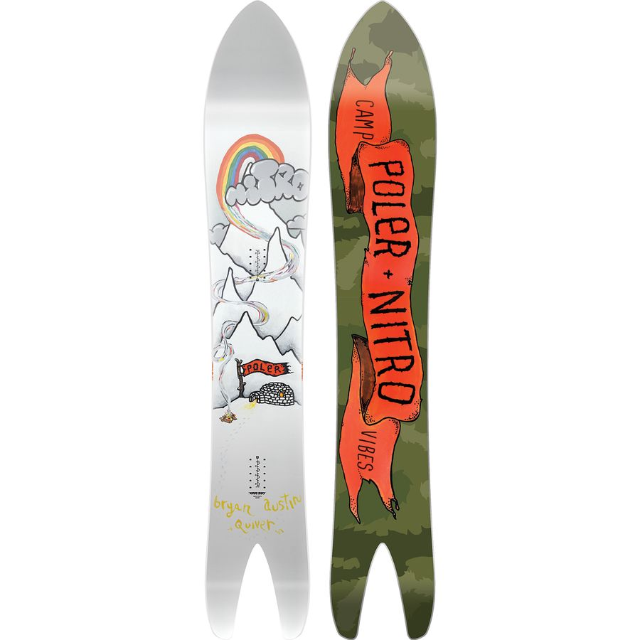 Nitro Quiver Cannon Snowboard