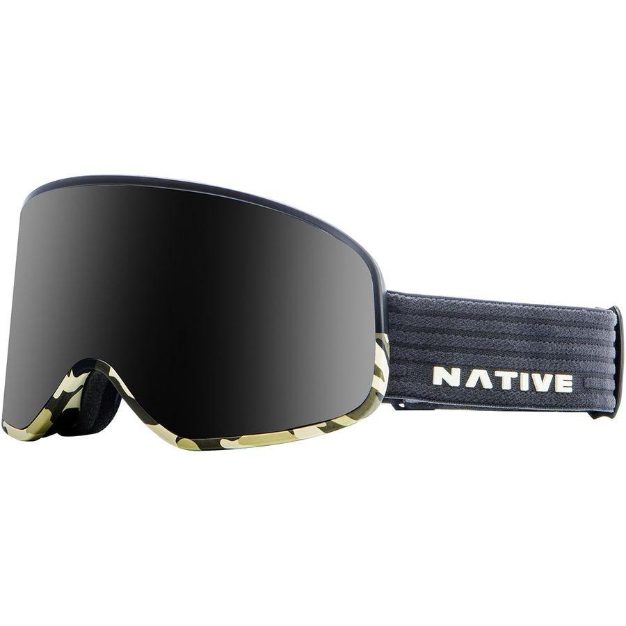 fa2bc25dbb Native Eyewear Ski Goggles