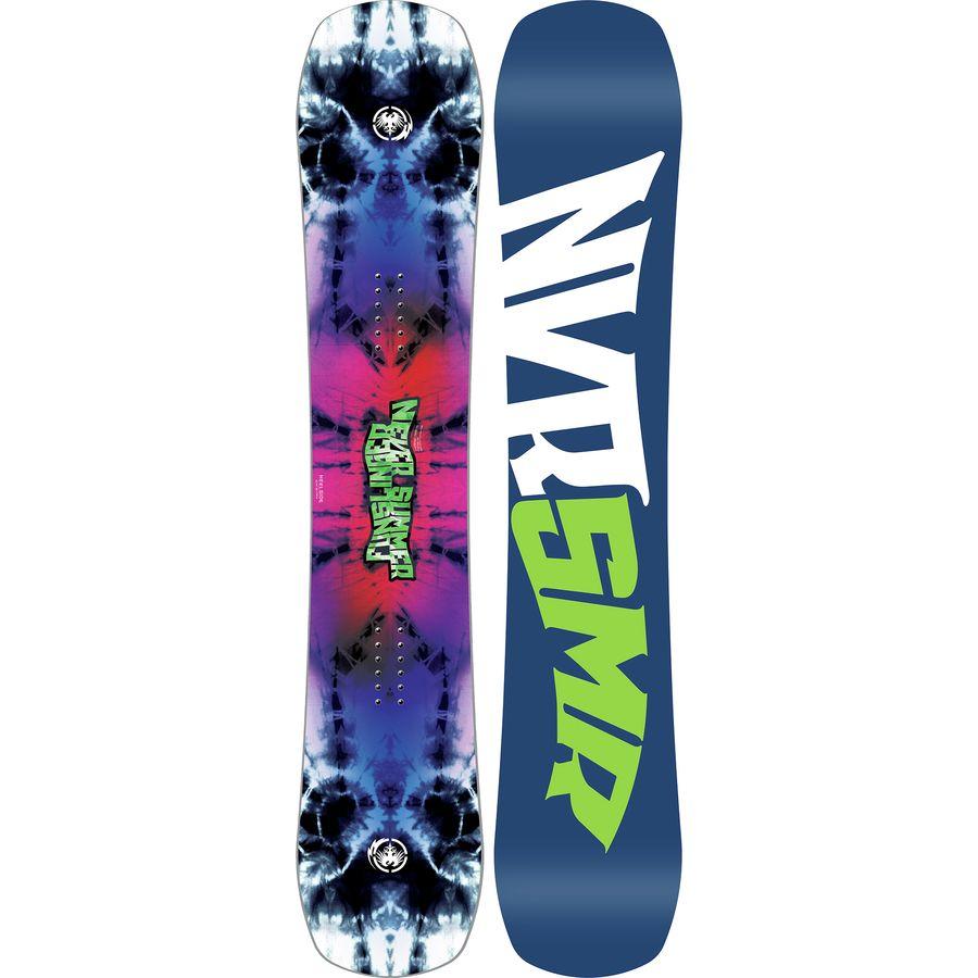 Never Summer Funslinger X Snowboard - Wide