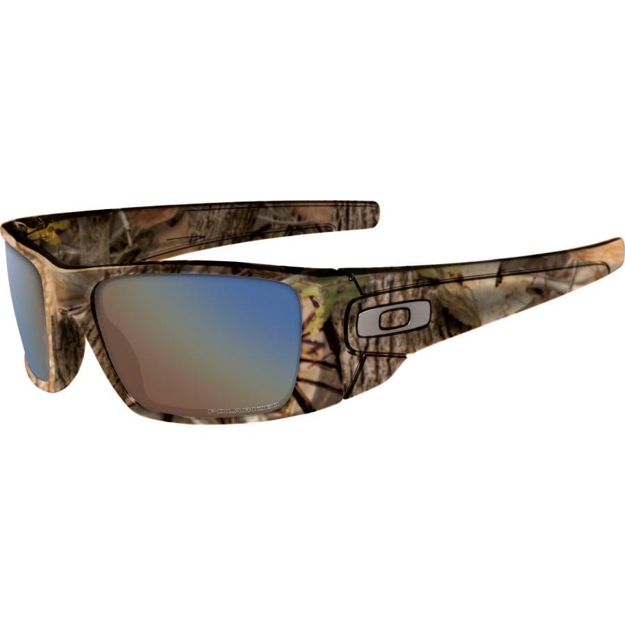 Are all oakley sunglasses polarized fishing louisiana for Oakley polarized fishing sunglasses