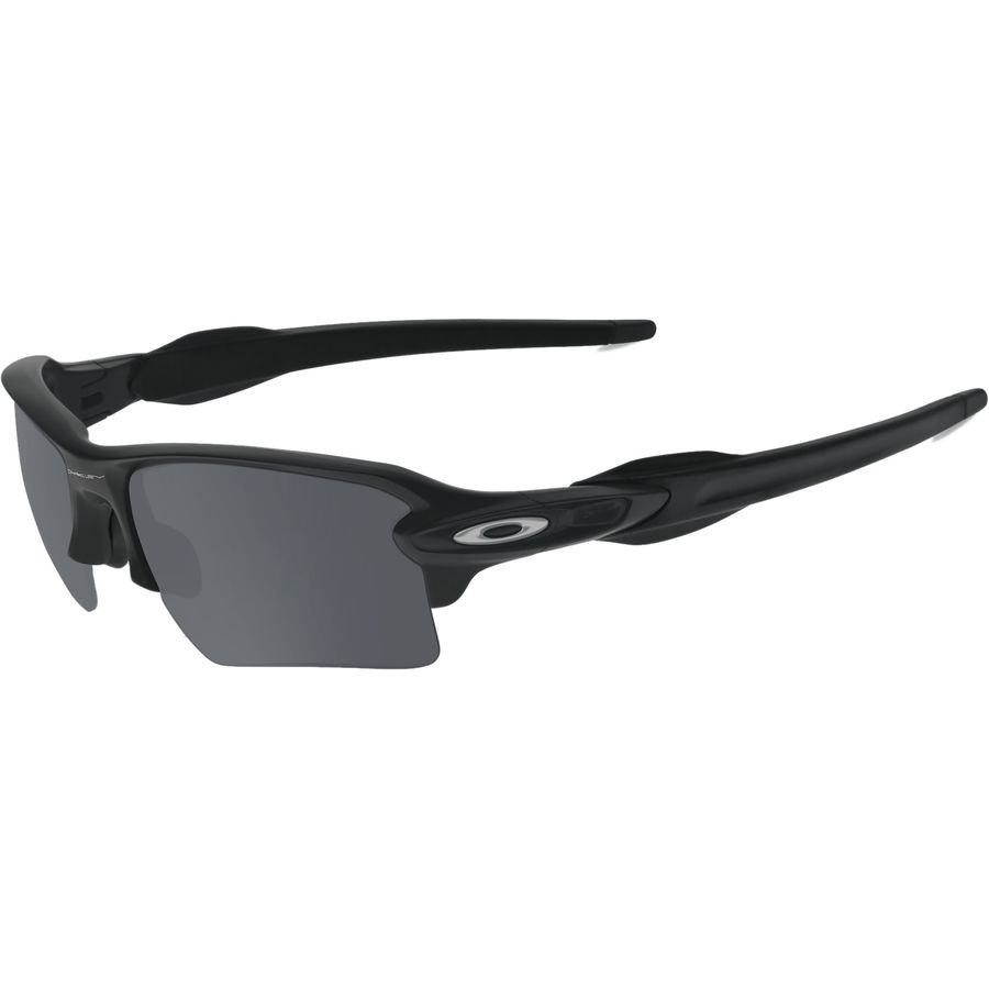 99bb82f7f0 Oakley Flak 2.0 Matte Black Sunglasses With Black Iridium Lens ...