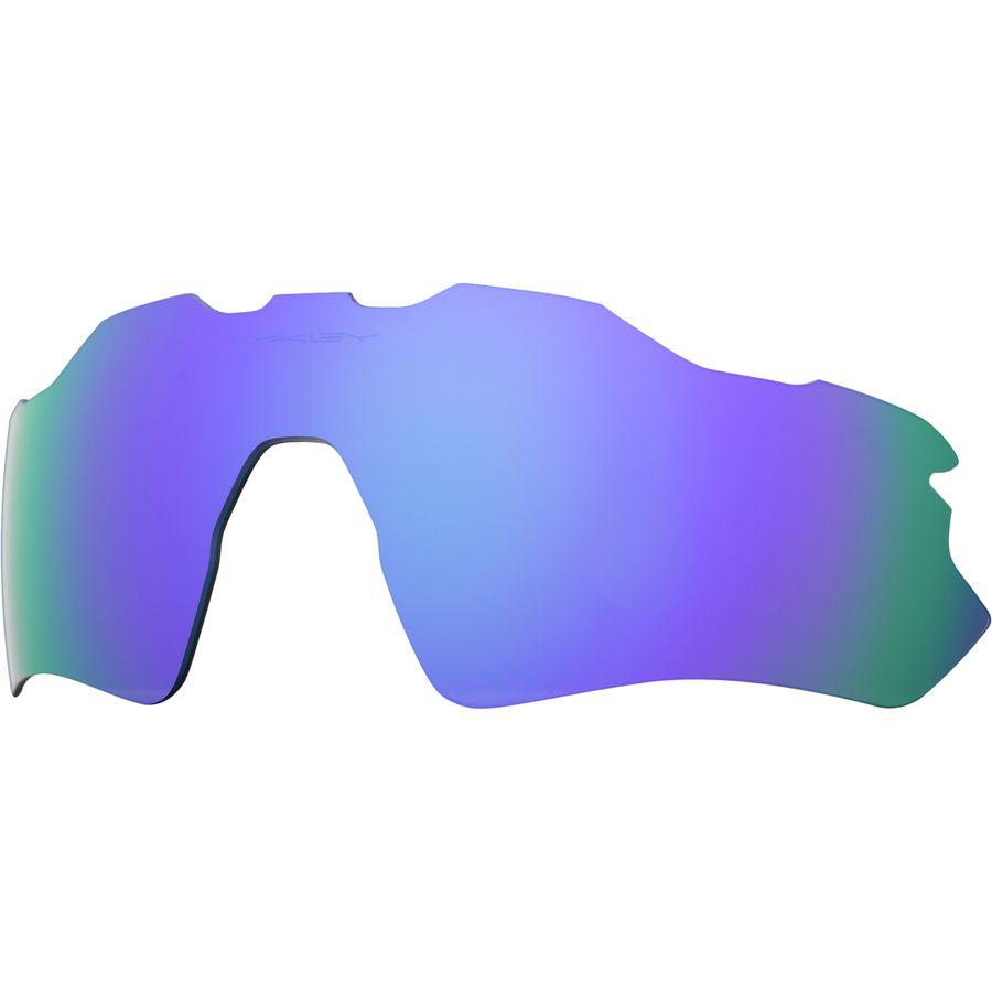 changing oakley radar lenses