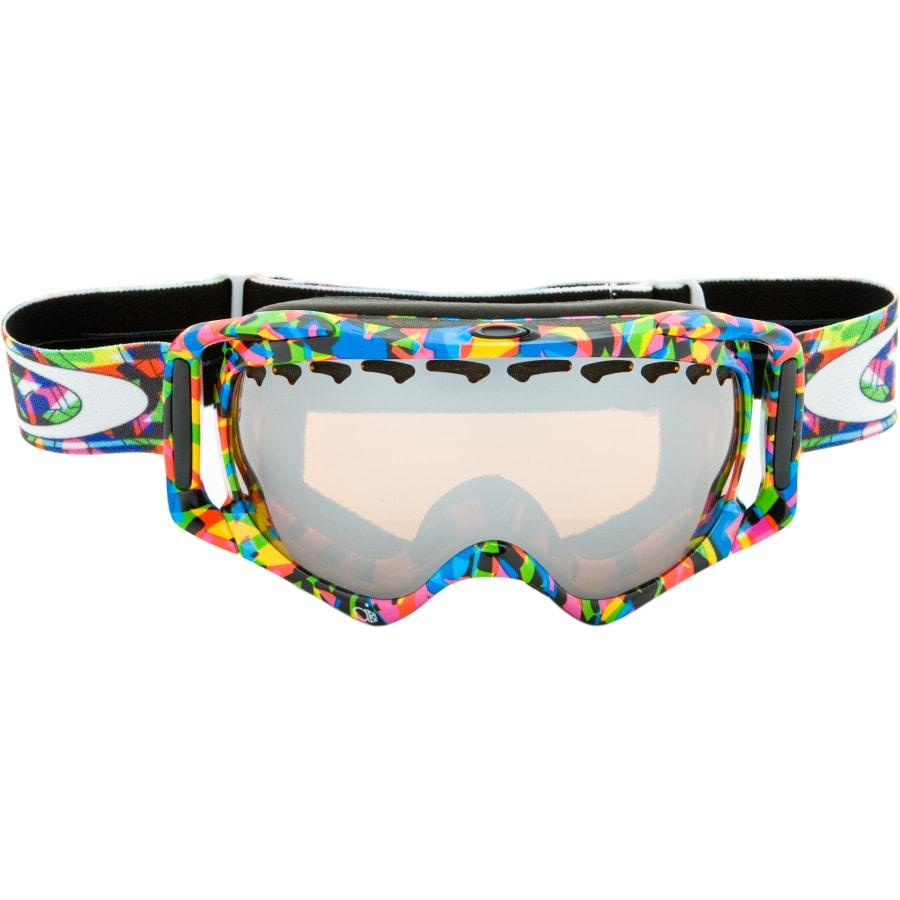 best oakley goggles for snowboarding  Oakley Crowbar Snowboard Goggles - atlantabeadgallery