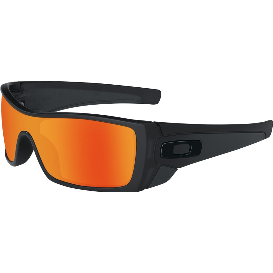 Oakley Batwolf Red Iridium Lens